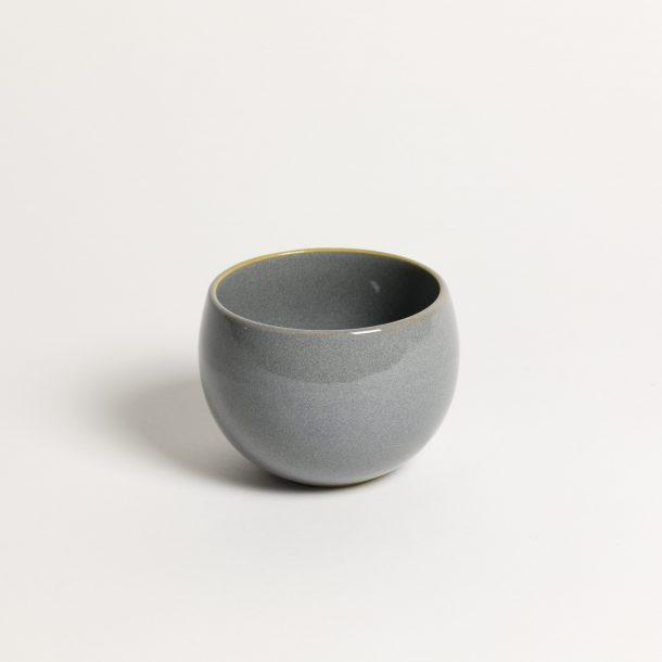 image produit Bol à thé rond Gris