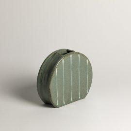 Vase demi-Lune Céladon