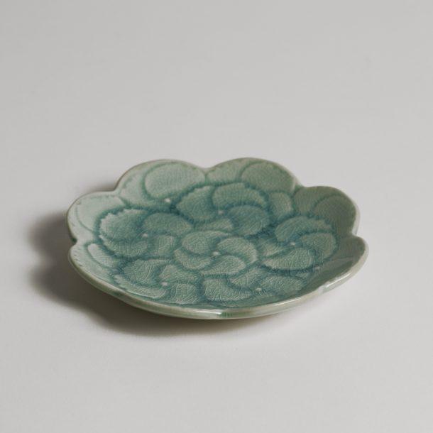 image produit Coupelle Fleur Turquoise HORT