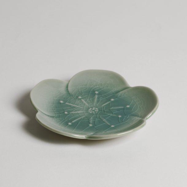 image produit Coupelle Fleur Turquoise UME
