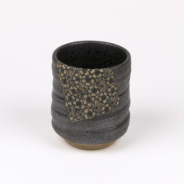 image produit Gobelet noir inclu.Sakura Beige