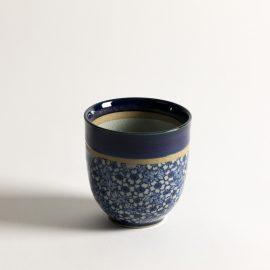 Gobelet 1/2 Sakura Bleu