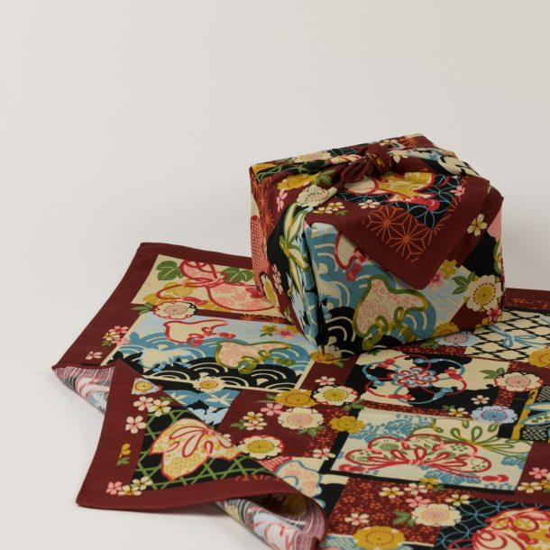 image produit Furo coton 50 Patch Rouge