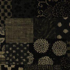 Coton/m Patch Black
