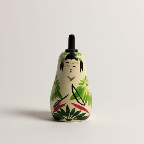 image produit Kokeshi Ministre Vert