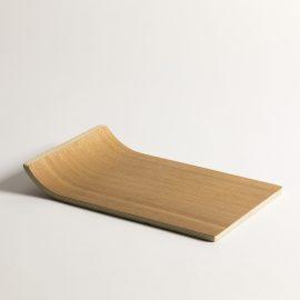 Sous-bol Pagode bois naturel