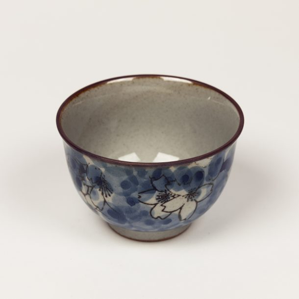 image produit Bol à thé Sakura Nuages bleus