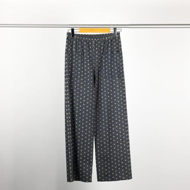 image produit Pantalon droit Ind Sashiko Asa