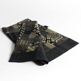 Set de Table Patch Noir