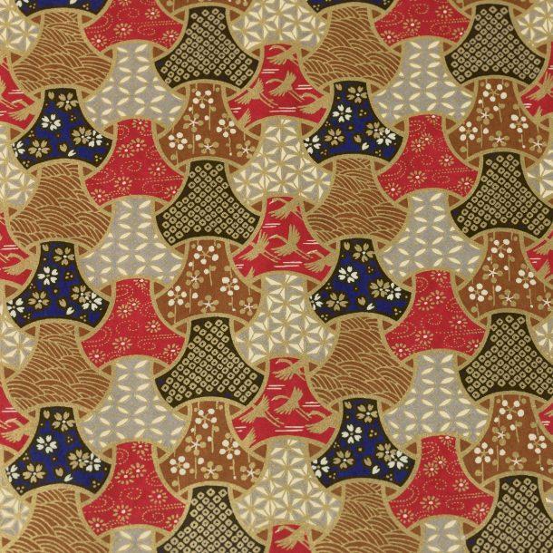image produit Papier washi Kogei Tresse RG