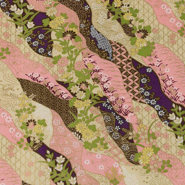 image produit Papier washi Kogei Ondes RS
