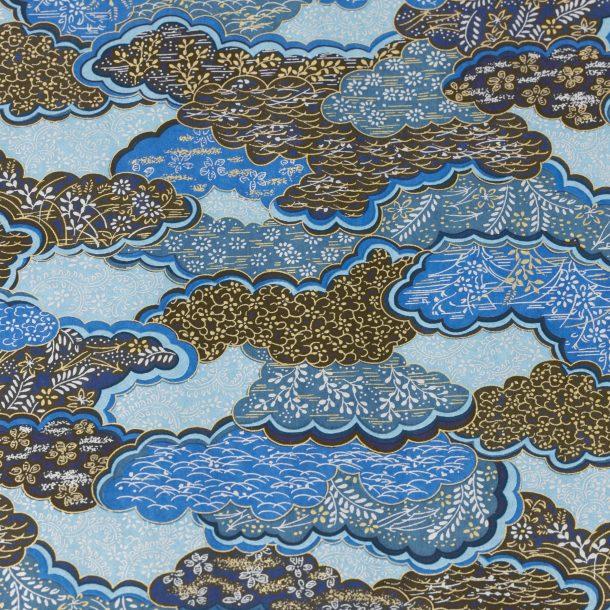 image produit Papier washi Kogei Nuages BL