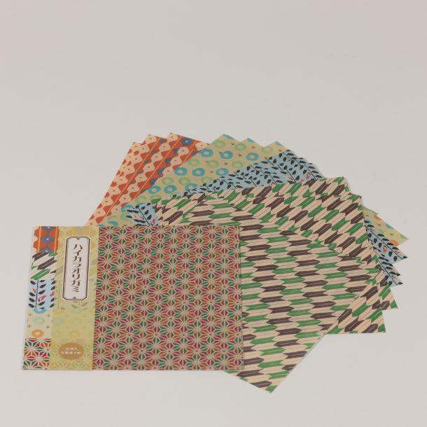 image produit Papier Origami Rétro